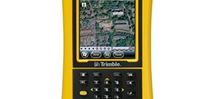 Trimble Nomad 1050 - Handheld GIS built for extremes