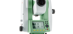 Leica FlexLine - TS02 Total Station